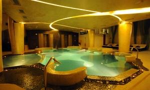 Visir Spa: Percorso spa di 3 ore e mezza con idromassaggio, sauna, massaggio e cena da Visir Spa (sconto fino a 60%)