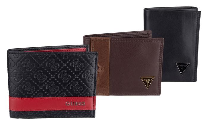 Guess Men's Wallets: Guess Men's Wallets
