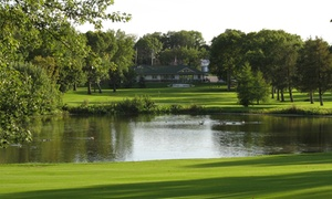 New Hope Golf Course: Nine Holes of Golf for Two or Four with Cart at New Hope Golf Course (Up to 46% Off)