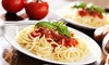 Up to 48% Off Italian Food at Luna Italia Restaurant
