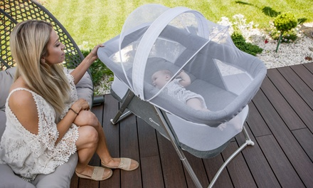 Cama de bebé portátil Lionelo Vera