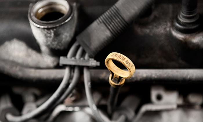 Auto Care 101 - Albany: Oil Change, or Basic Front and Rear Brake Pads with Installation at Auto Care 101 (Up to 68% Off)