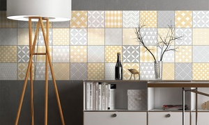 Stickers carrelages scandinaves