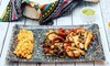 Menú mexicano para 2 o 4