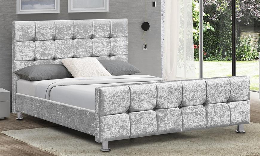 Vida Designs Valentina Bed Frame