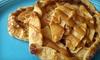 SugarJones - South Valley: Ten Apple or Cran-Apple Tarts at SugarJones (Up to 31% Off)