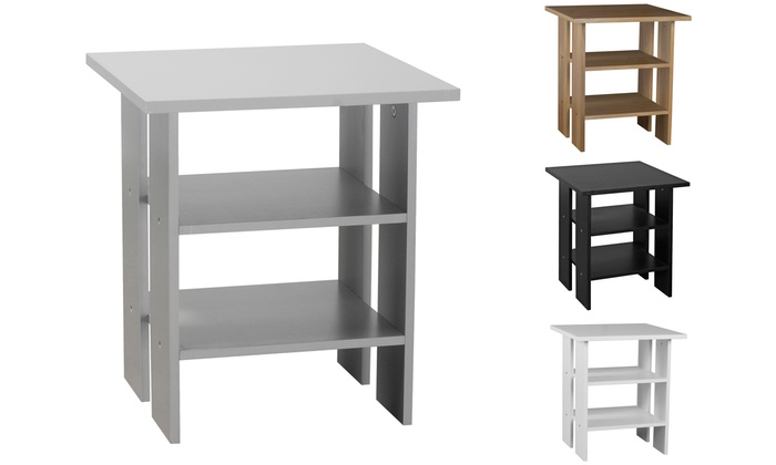 One or Two Two-Tier Side Tables