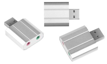 USB 2.0 External Stereo Adapter