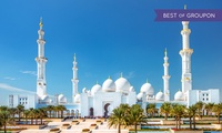 Abu Dhabi City Tour for One Child or Up to Four Adults with Baisan Travel