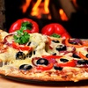 Halber Meter Pizza inkl. Salat