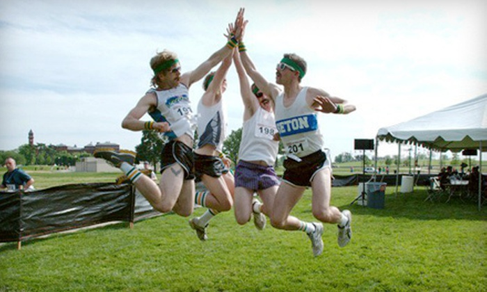 Jacksonville Challenge: The Ultimate Urban Scavenger Race - Jacksonville: $20 for Jacksonville Challenge: The Ultimate Urban Scavenger Race on Sunday, October 7 from Challenge Nation ($50 Value)