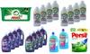 Groupon Goods: Kostenlose Teilnahme: Gewinne eine Jahresversorgung Waschmittel von Persil, Ariel und Coral (650 WL)