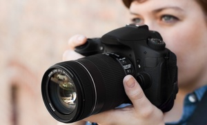 Jeff Tureaud Photography: Photography Workshop at Jeff Tureaud Photography (Up to 64% Off). Three Options Available.