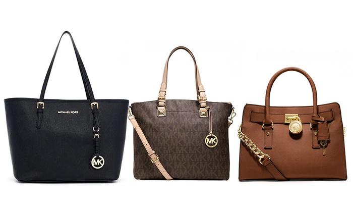 ab40f78986b7 Michael Kors Ladies' Hand-Bags | Groupon Goods