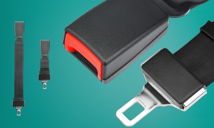 Car Seat Belt Extender Strap: One $9.95 or Two $15