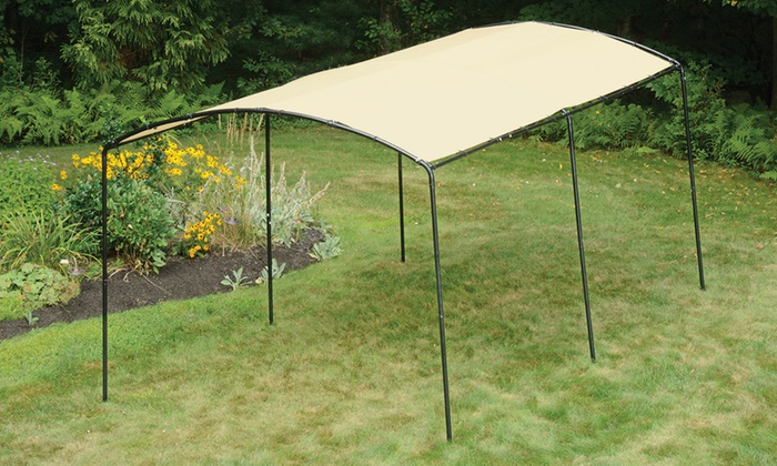 monarc steel frame canopy groupon