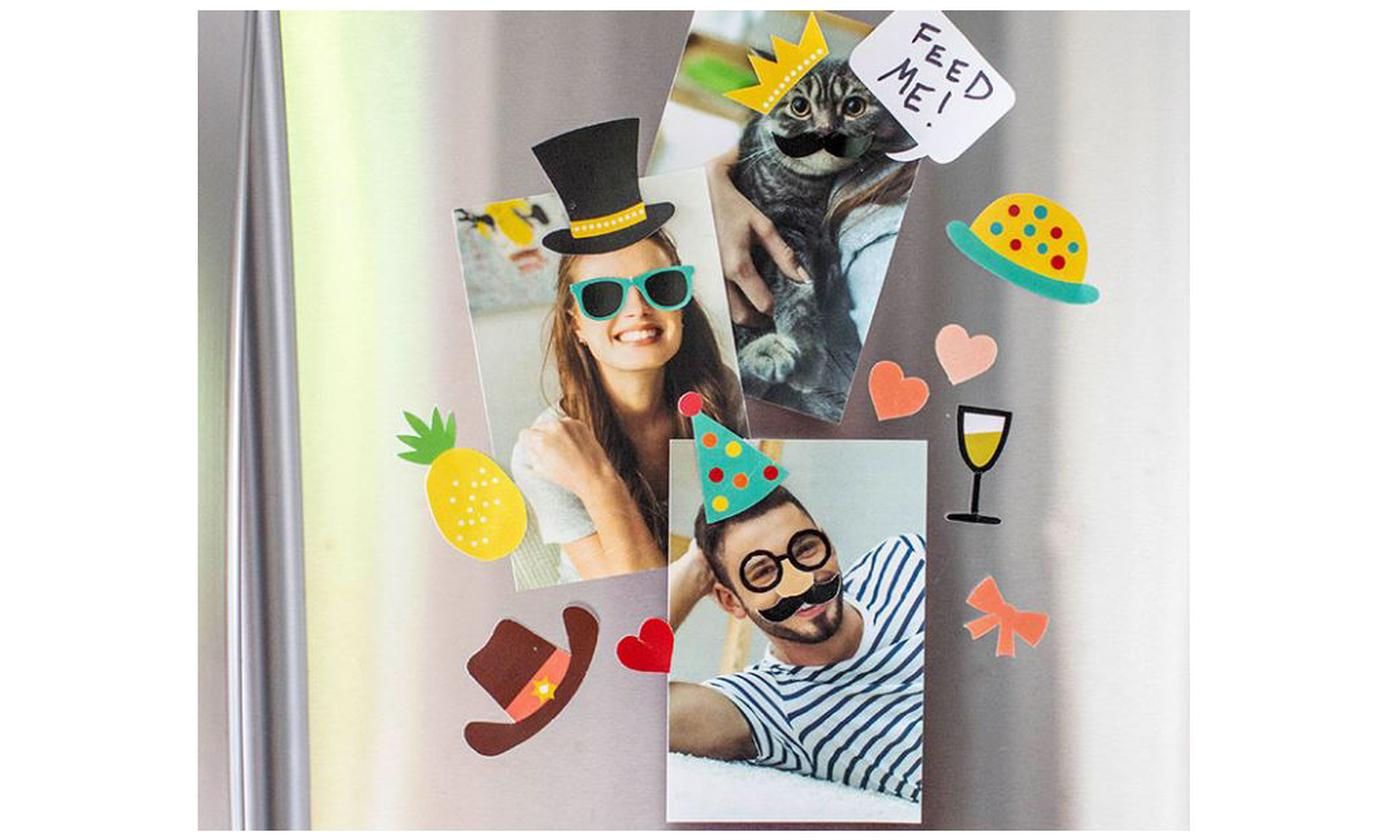 Six Sheets of Magnetic Photo Paper