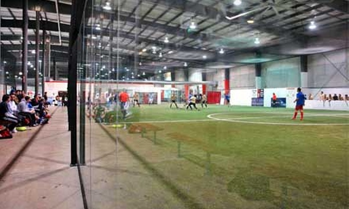 Chicago Indoor Sports - Back of the Yards: Birthday Party for up to 26 Kids or One-Hour Indoor Field Rental at Chicago Indoor Sports (Up to 61% Off)