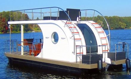 4 Oder 9 Stunden Hausboot Mieten Fur Bis Zu 10 Personen Mit