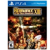 Romance of the Three Kingdoms XIII for Playstation 4