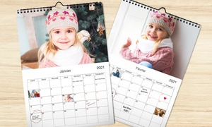 Calendrier photo format A3
