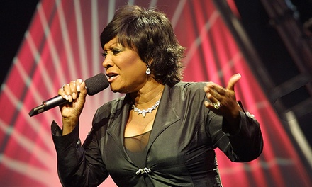 Patti LaBelle on Thursday, September 17 at 8 p.m.