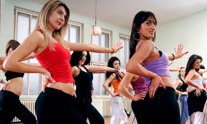 JMK Entertainment - The House of Mood: 12 or 24 Zumba Classes at JMK Entertainment (Up to 65% Off)