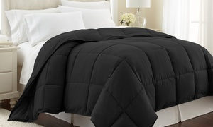 Premium Collection Double-Brushed Alternative Down Comforter