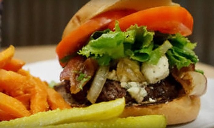 Honolulu Burger Co. - Makiki - Lower Punchbowl - Tantalu: $8 for $16 Worth of Burgers at Honolulu Burger Co.