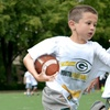 Green Bay Packers Youth Football Camp