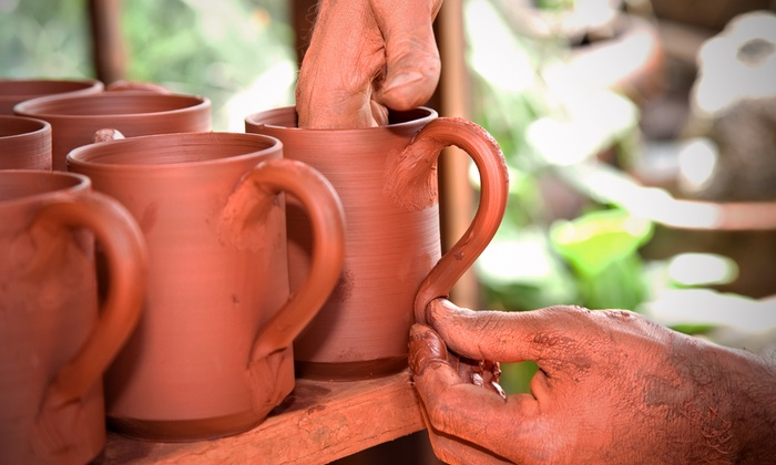 The ClayGround Studio & Gallery - Ellicott City: One, Two, or Four BYOB Ceramics Classes at The ClayGround Studio & Gallery (Up to 53% Off)