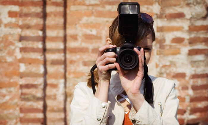 Santagto Photography - Southeast Heights: Photography Workshop for One or Two or Two-Hour Private Session for One from Santagto Photography (Up to 80% Off)