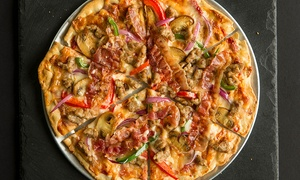 Pie Five: Pizza and Beverages at Pie Five (Up to 40% Off). Four Options Available.