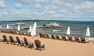 Waterfront Hotel in Traverse City at Grand Beach Resort Hotel, plus 9.0% Cash Back from Ebates.
