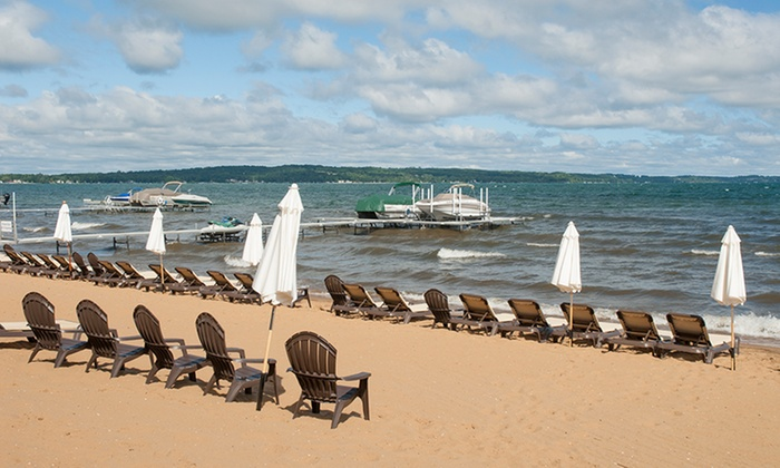 Waterfront Hotel in Traverse City