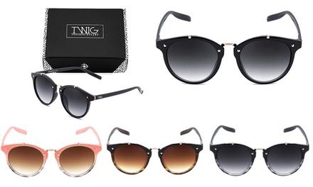 Twig Concept Milano Mondrian Sunglasses