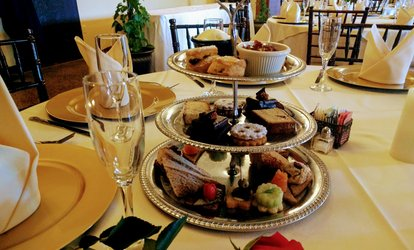 image for Afternoon Tea Experience for Two or Four at Mozart's (Up to 31% Off)