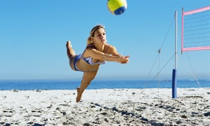 Beach Volley Academy: 5 o 10 lezioni di beach volley indoor e outdoor con Beach Volley Academy (sconto fino a 81%). Valido in 3 sedi