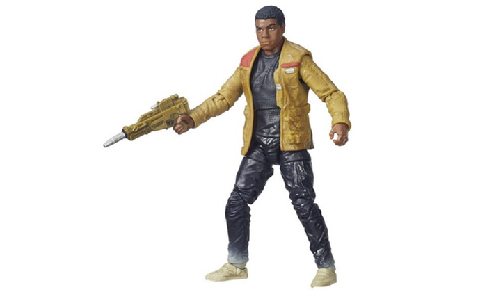 Maziply Toys & Collectibles - In-Store Pickup: $19.99 for Star Wars: The Force Awakens Finn Jakku Action Figure at Maziply Toys & Collectibles ($21.99 Value)