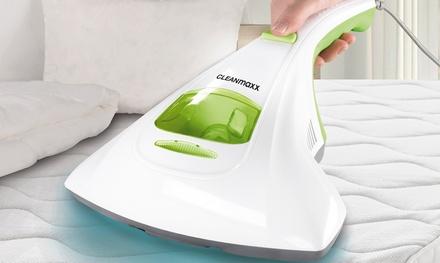 CLEANmaxx Milben Handstaubsauger mit UV C Licht