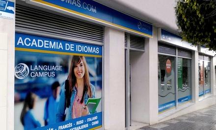 12 o 24 clases de conversación en inglés desde 29,90 € en 3 centros de Language Campus