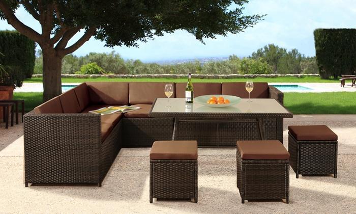 Rattan Garden Furniture Groupon rattan garden furniture groupon 2016 - patio ideas
