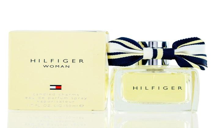 outlet store sale clearance sale new styles Tommy Hilfiger Candied Charms Eau de Parfum for Women (1.7 Fl. Oz.)