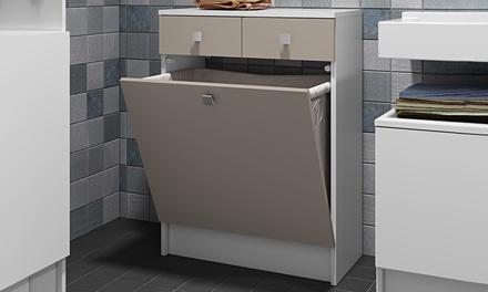 Mobile bagno e portabiancheria  Groupon