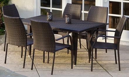 Marimar Outdoor Dining Set (5- or 7-Piece)