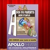Ados VS parents mode d'emploi à Apollo Théâtre