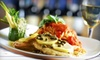 Eggspectations - Multiple Locations: $15 for $30 Worth of Upscale American Food for Dinner at Eggspectation