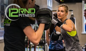 12RND Fitness: Five Class Pass for One ($8) or Two People ($12) at 12RND Fitness - 29 Locations, Nationwide (Up to $250 Value)