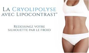 Cryolipo: 1 ou 2 séances de cryolipolyse sur 1 ou 2 zones à partir de 129,99€ chez Cryolipo