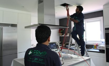 Air Duct Cleaning Service for Up to Three-Bedroom Apartment from Primo Maintenance Services (Up to 56% Off)